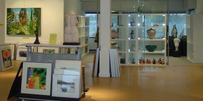 Kunstuitleen Friesland: Open Huis en expositie Gertjan Scholte-Albers
