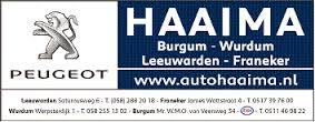 Auto Haaima Leeuwarden BV