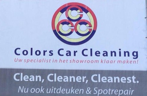 Colors Car Cleaning